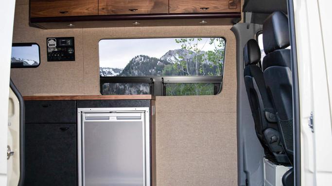 "72"" Overhead Cabinets - wood"