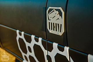2019 Sprinter Van Camper Exterior Badge