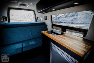 Sprinter Van Camper Interior