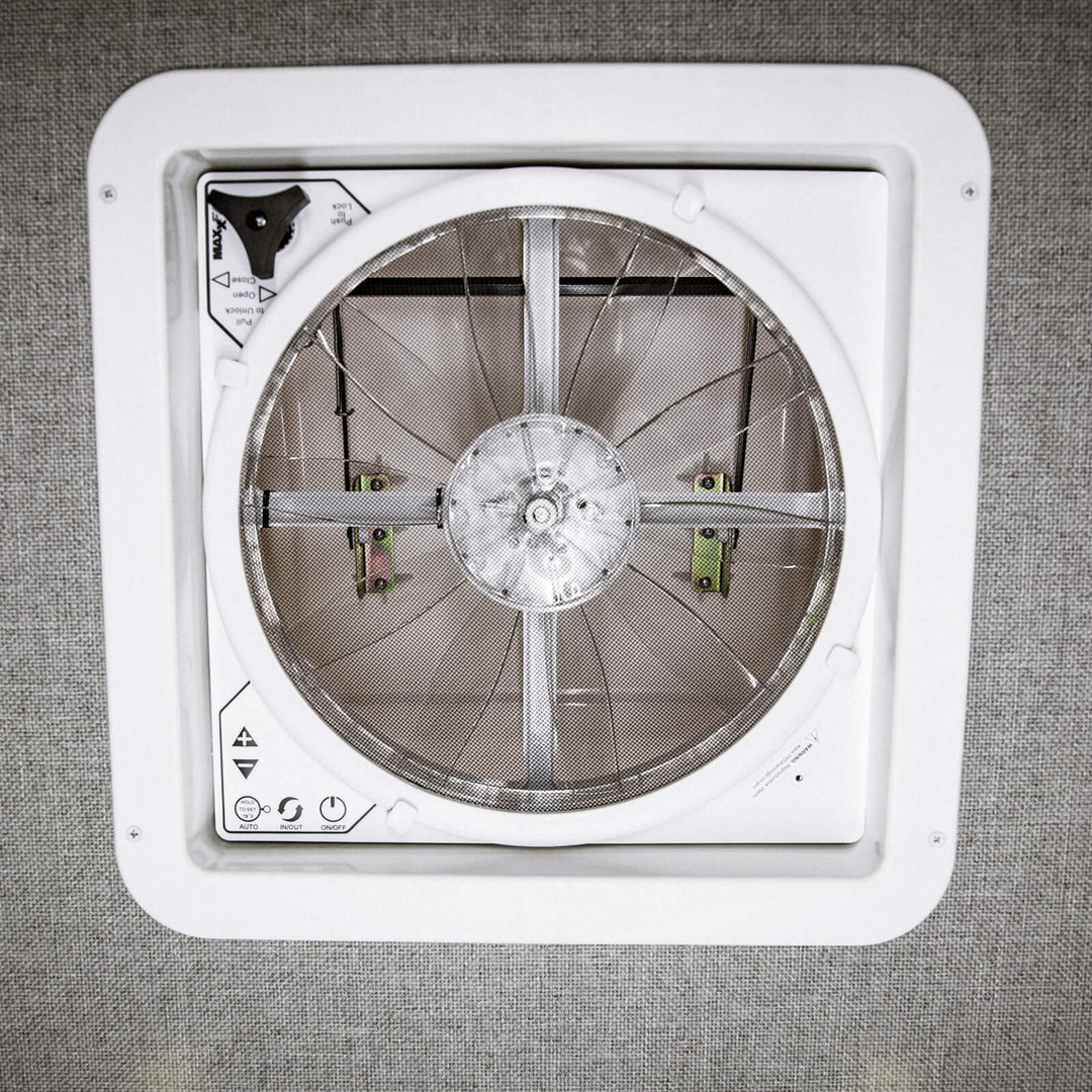 MaxxAir Delux Fan