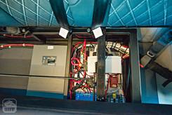 Sprinter Van Camper Power Inverter Storage