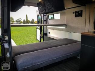Promaster Van Camper Bed Builds