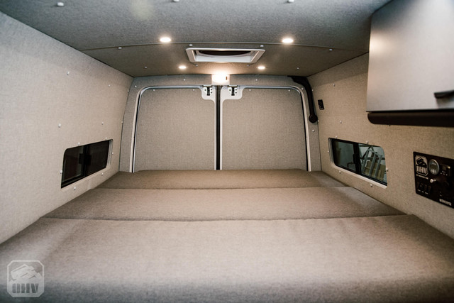 Sprinter Van Camper Modular Bed