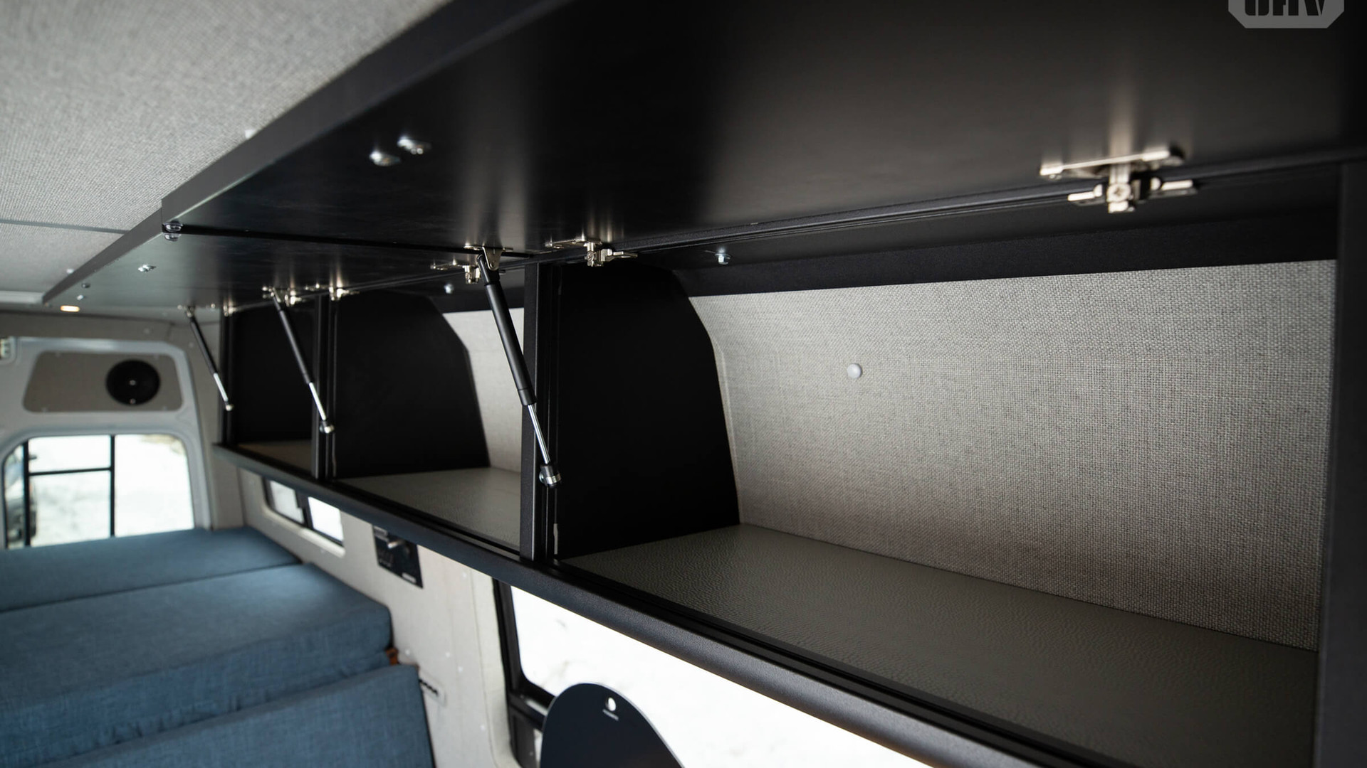 "72"" Overhead Cabinets"