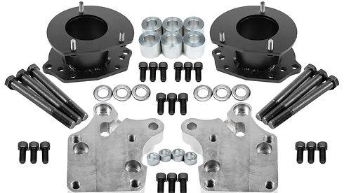 Custom RAM ProMaster lift kit