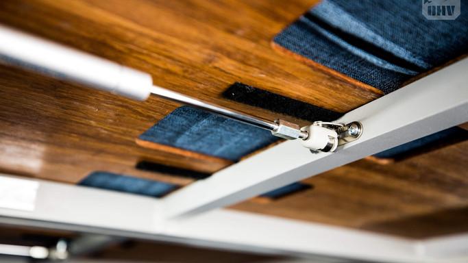 Modular Bed Detail