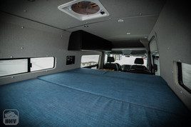 Sprinter Van Camper Bed System