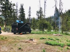 Promaster Van Camper Awning