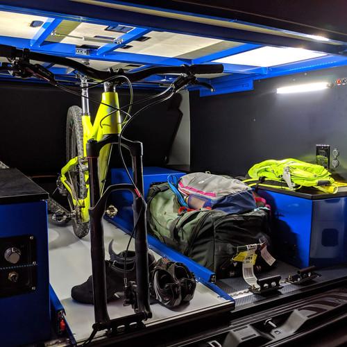 OHV Interior Bike Cargo Tray