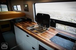 Sprinter Van Camper Large Countertop