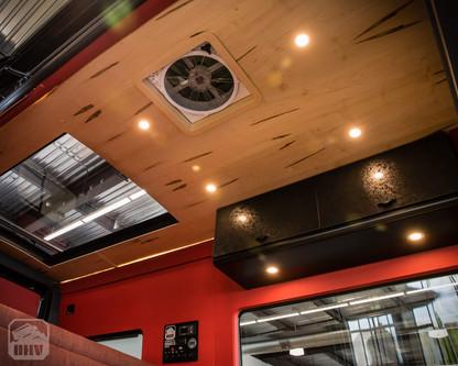 Sprinter Van Camper Ceiling