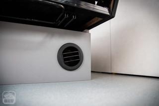 Sprinter Van Camper Cabin Heater System