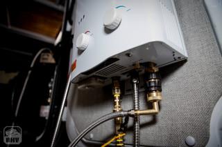 Sprinter Van Camper Hot Water Heater