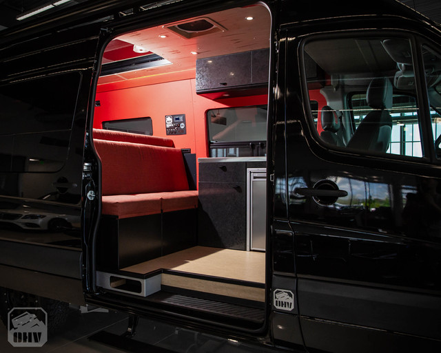 Sprinter Van Camper Floor