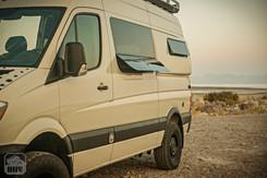 Sprinter Van Camper T-Vent Window