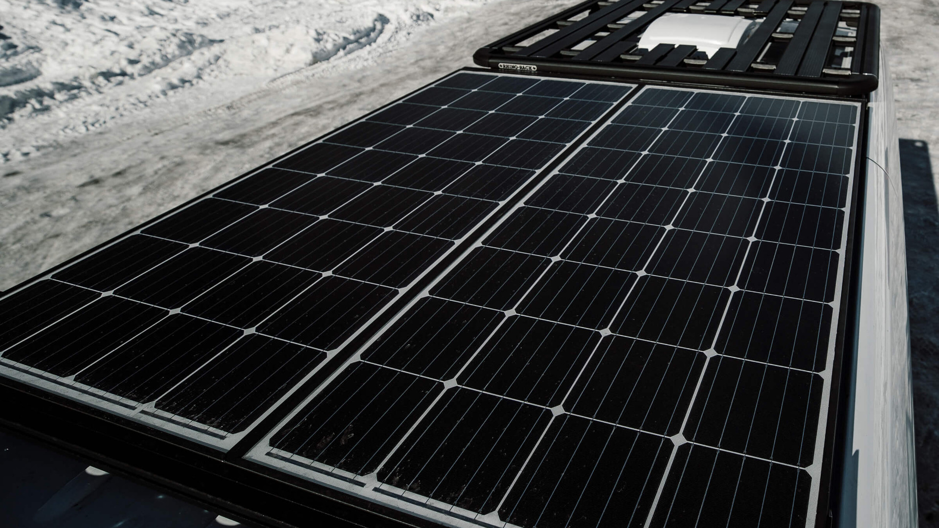 Solar and Charger Packages