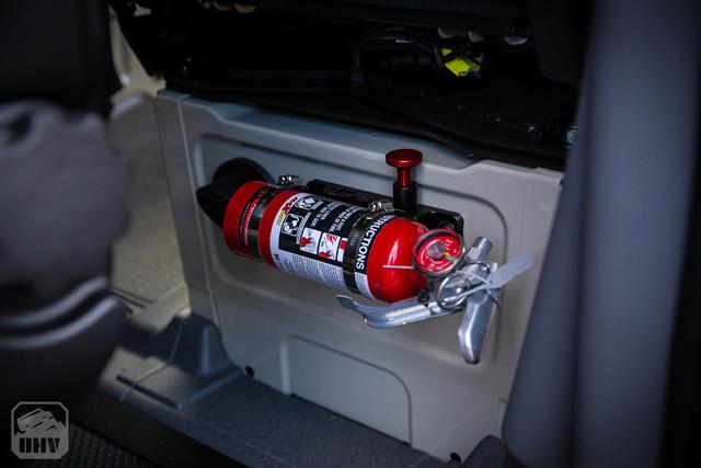 Sprinter Van Camper Fire Extinguisher