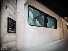 Promaster Van Camper Bed Windows