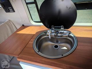 Sprinter Van Camper Kitchen Sink