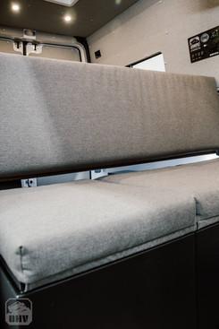 Sprinter Van Camper Bench Seating