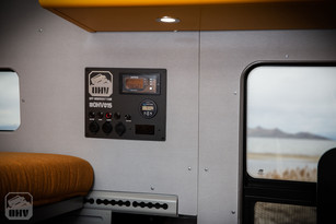 Sprinter Van Camper Switch Panel