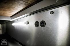 Sprinter Van Camper Light Switches