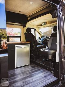 Promaster Van Camper Flooring