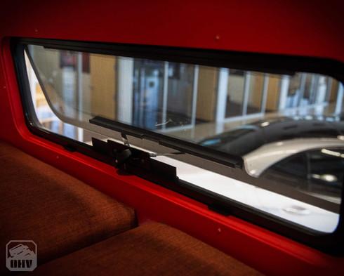 "Sprinter Van Camper Side Awning 10"" x 33"" Window"