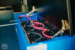 Sprinter Van Camper Battery Storage System