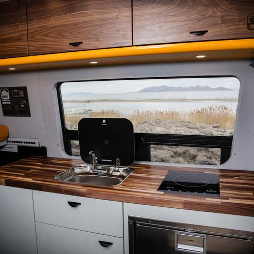 OHV Premium Galley Kitchen