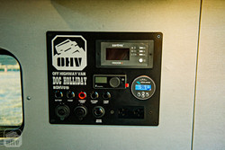2019 Sprinter Van Camper Electrical and Switch Panel