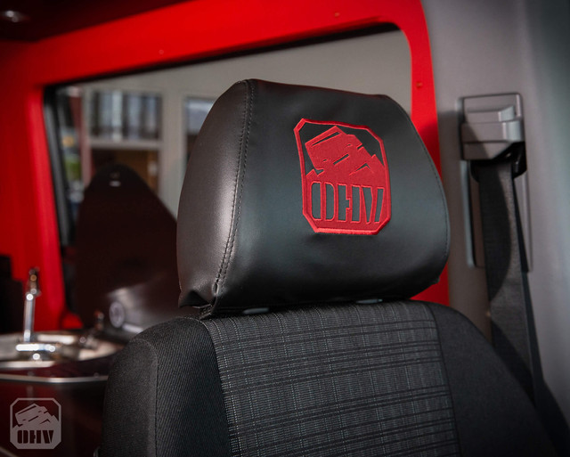 Sprinter Van Camper Seats