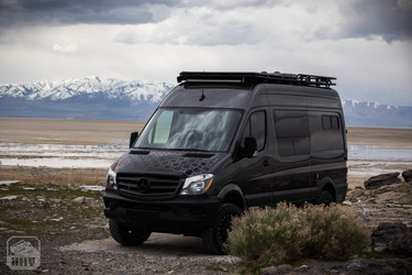 Sprinter Van Camper Mountain View