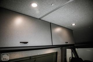 Sprinter Van Camper Storage Cabinets