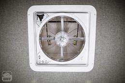 Sprinter Van Camper Ceiling Fan & Vent