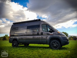 Promaster Van Camper Lift Kit