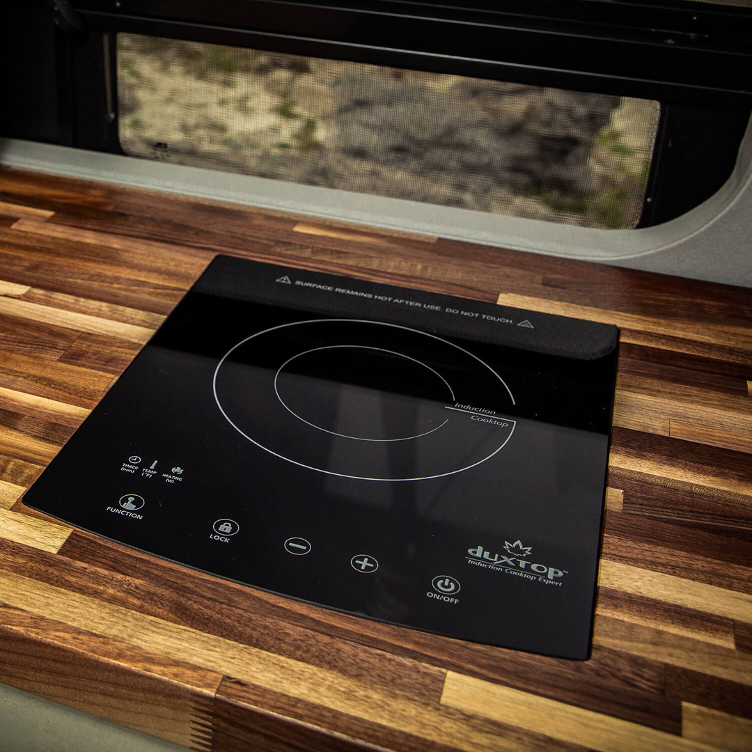 Van Kitchen Induction Cooktop