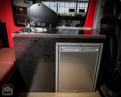 Sprinter Van Camper Compact Kitchen