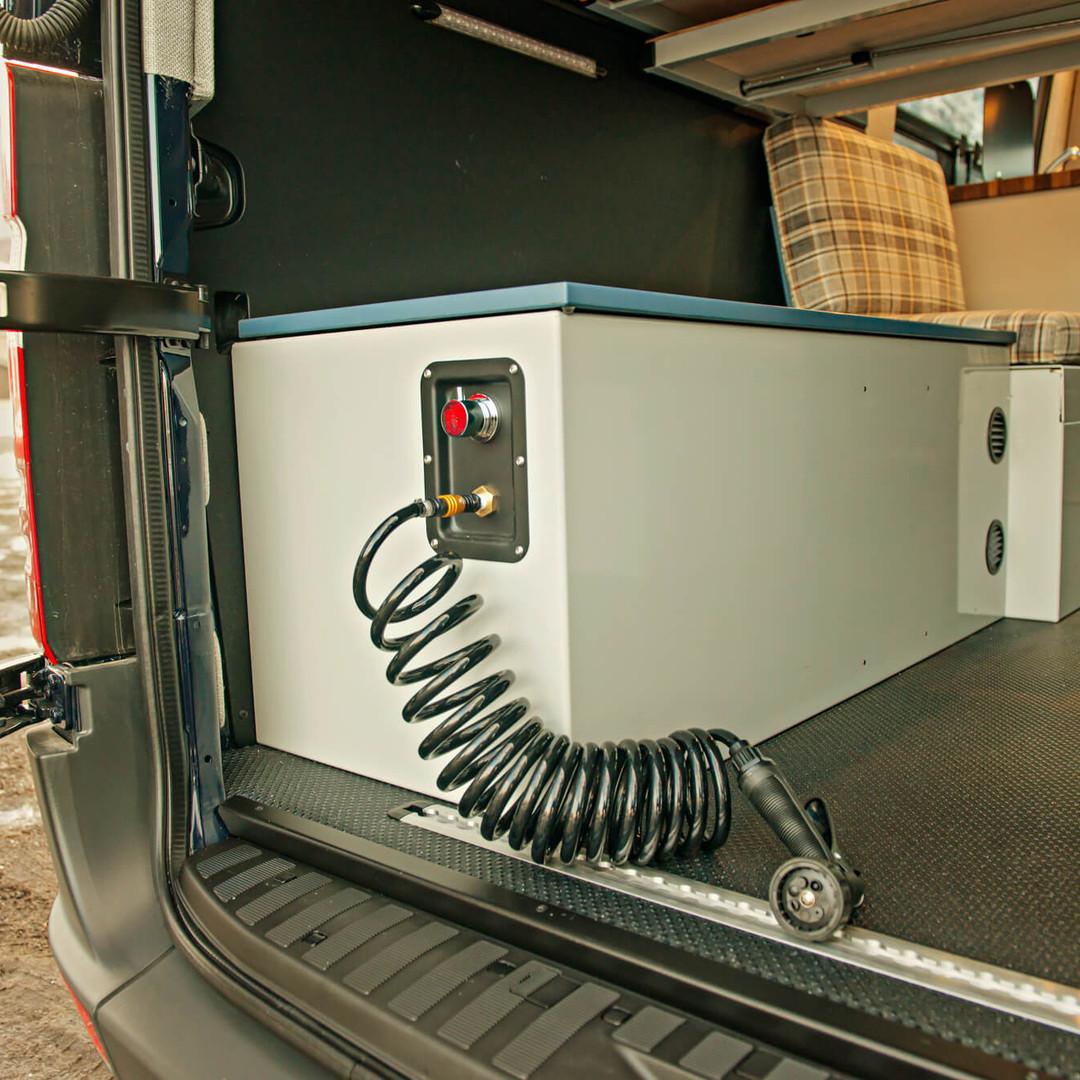 Water Tank Storage