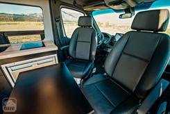 Sprinter Van Camper Swivel Seats