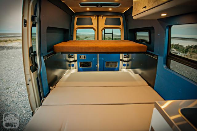 Sprinter Van Camper Bed Systems
