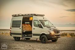 Sprinter Van Camper Build