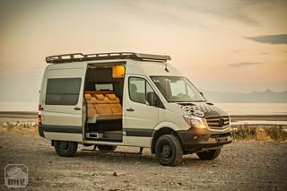 Sprinter Van Camper Passenger Seats