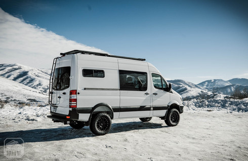 Sprinter Van Camper Lift Kit