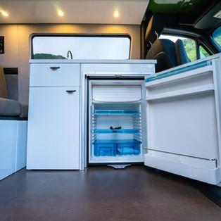 110 Liter Refrigerator