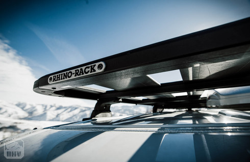 Sprinter Van Camper Roof Rack