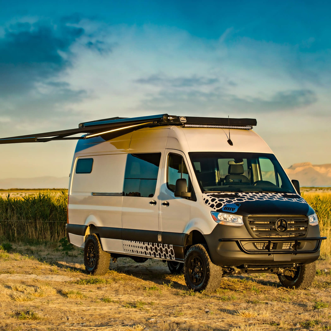 Sprinter Van Awning