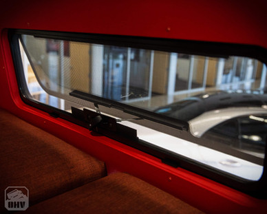 Sprinter Van Camper Side Window