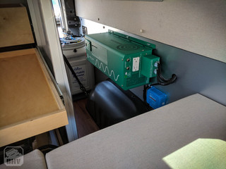 Sprinter Van Camper Inverter & Charger