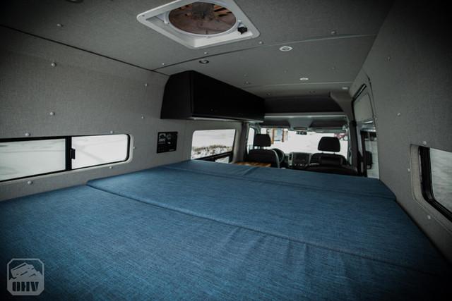 Sprinter Van Camper Bed